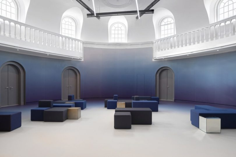 Amsterdam's Historic Felix Meritis Building Is Renovated by i29