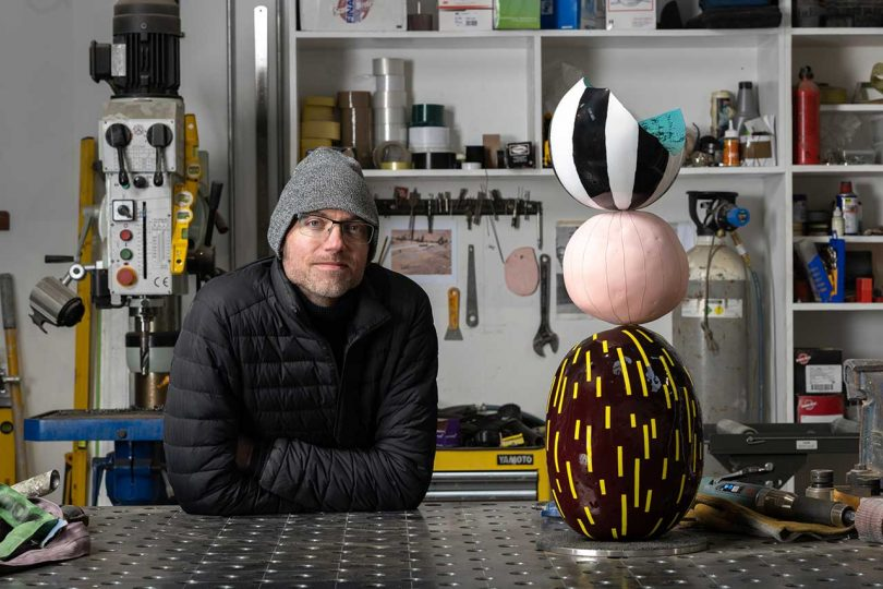 Clever Ep. 145: Sculptor Jonathan Trayte