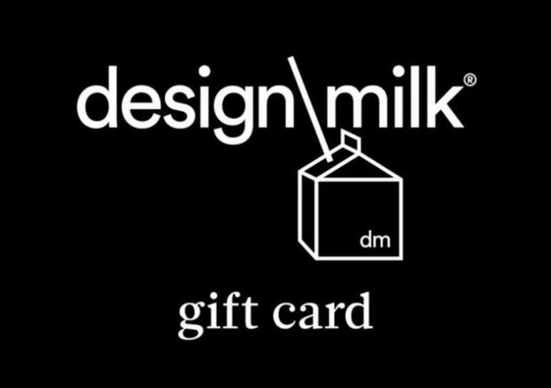 design milk gift card