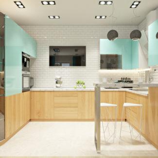 фото кухни дизайн интерьера 5