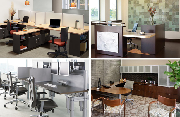 Corporate Furniture Solutions from Design Resource Group