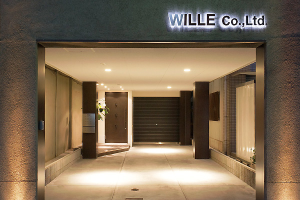 WILLE Osaka Office
