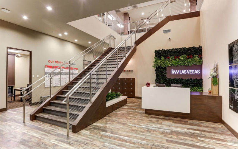 Lobby Corporate Workspace Design