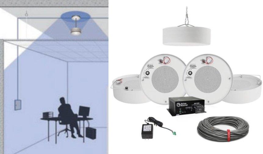 Atlas-Sound-Masking-ProAcoustics-Bullpen-Noise-Commercial-Office-Workspace-Design-Tribe-Online-Interior-Design