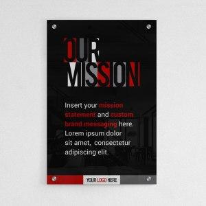 BG-2040-MISSION-COLOR-BLOCK-TRAINING-SALES-CULTURE-MOTIVATION-24x36-Acrylic