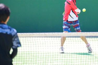 テニスはシングルスの戦略がわかればポイントは確実に取れる