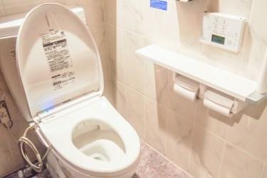 アパートのトイレの臭い。原因と対処方法について