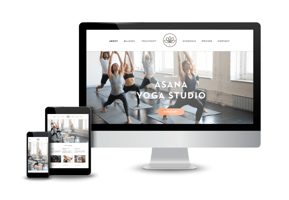 Aardwolf Design Studio - branding package for Asana Yoga