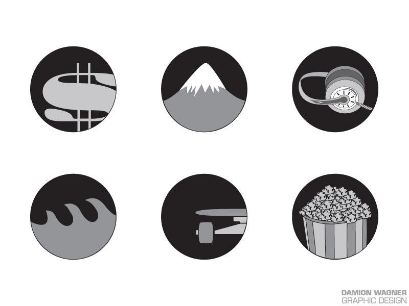 Hapa Magazine Icons