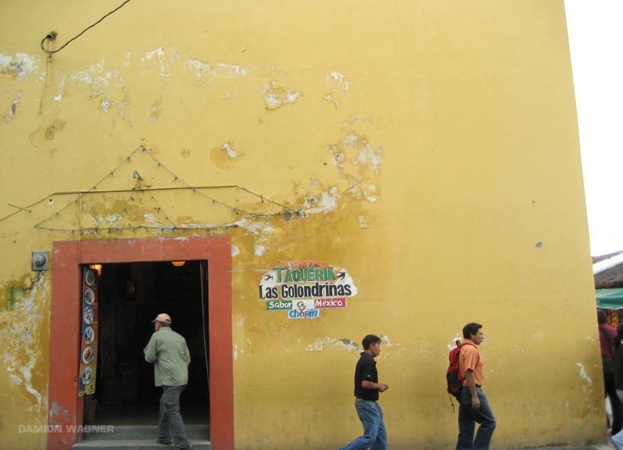 Las Golondrinas Guatemala