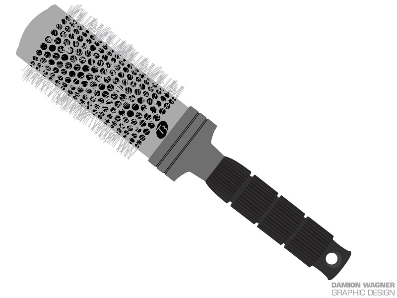 T3 Hairbrush