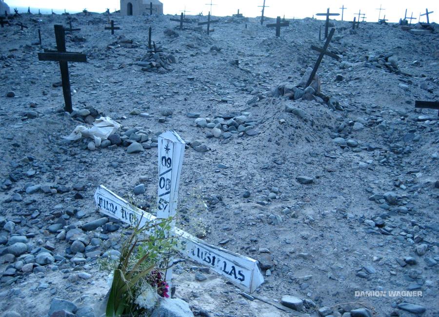 The Scariest Graveyard Ever! Peru