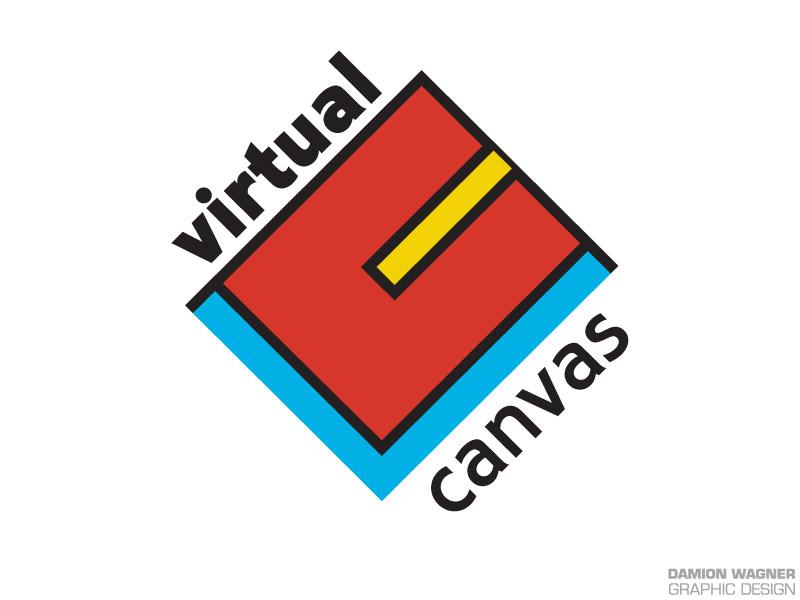 Virtual Canvas Digital Painting Software
