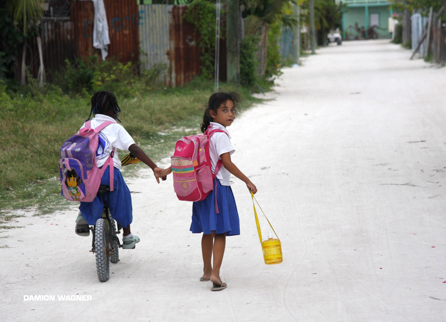 Yes There Is School In Paradise Belize
