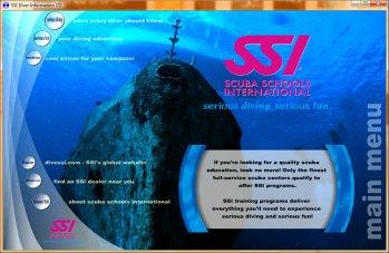 SSI Diver Promo