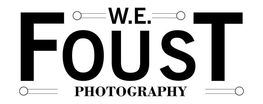 WE Foust Block logo