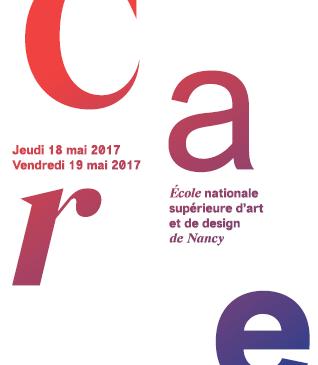 Programme du colloque Design et pensée du Care