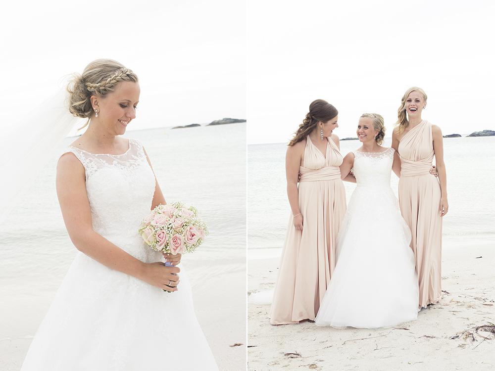 krist.in design bryllupsfoto bryllup brud fotograf rogaland karmøy vea åkrasand bryllupsbilder strand