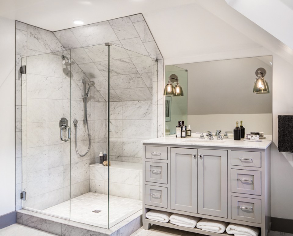Interior Styling Master Bathroom