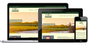 mobile responsive reflexive website design