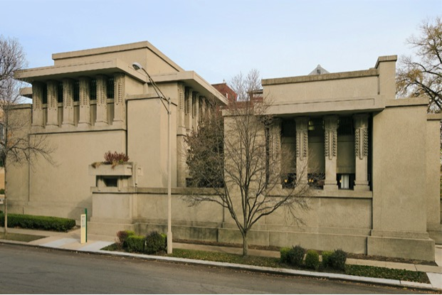 restoring unity frank lloyd wright�s temple gets updated