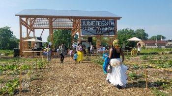Chicago Architecture Biennial: Sweet Water Foundation Rebuilds Chicago Neighborhoods
