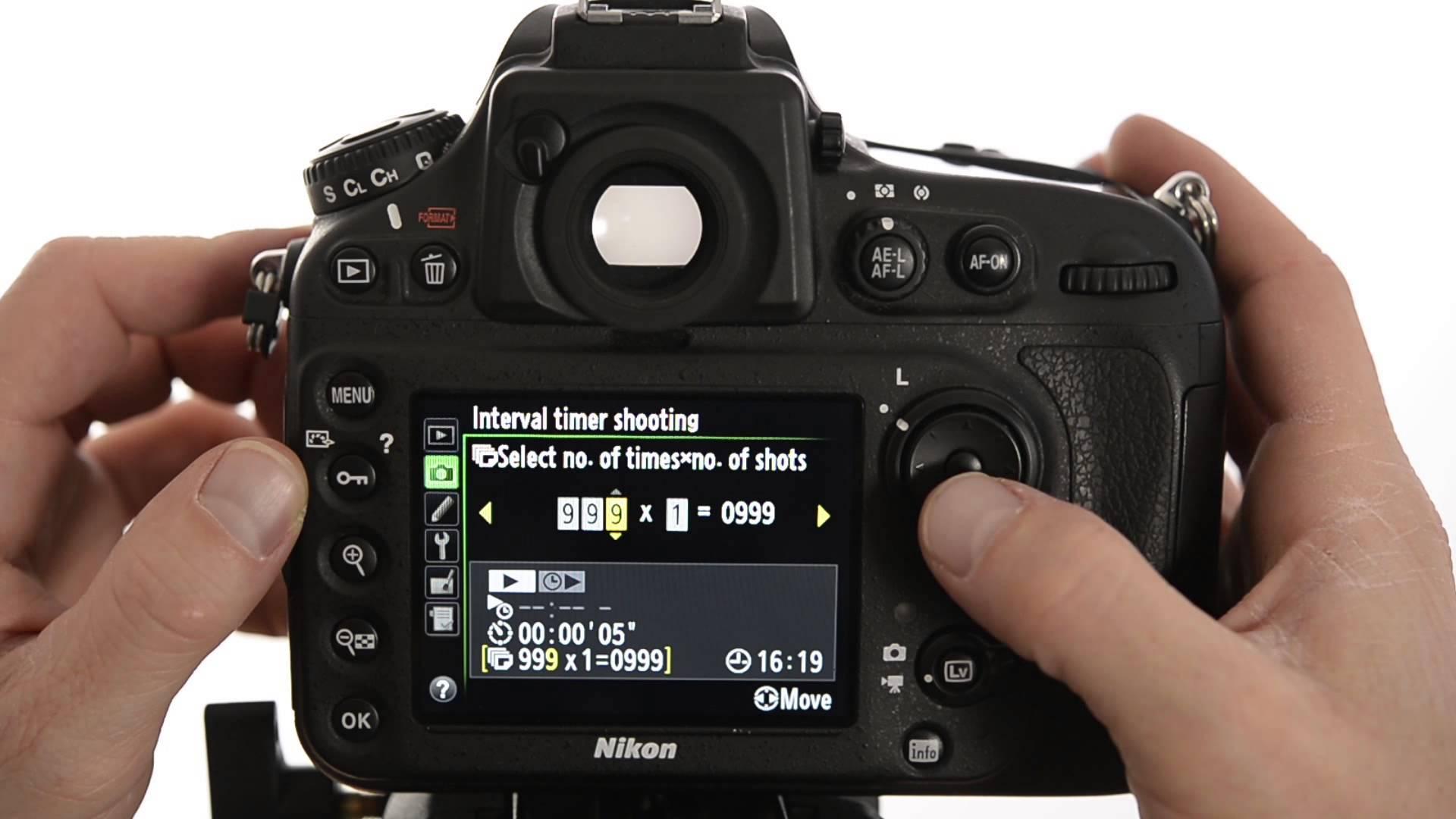 Taking a digital photograph