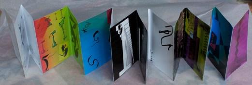 Anon concertina book