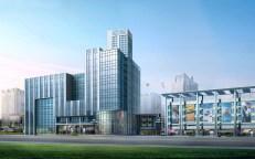 3D Modern Building Design (24)