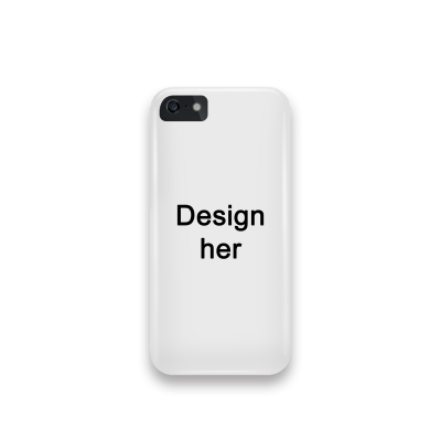 Design dine iPhone 4 covers, passer også til iPhone 4 og 5
