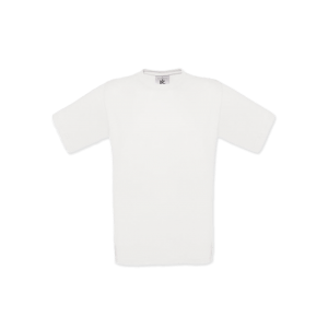 Hvid børne T-shirt med eget foto