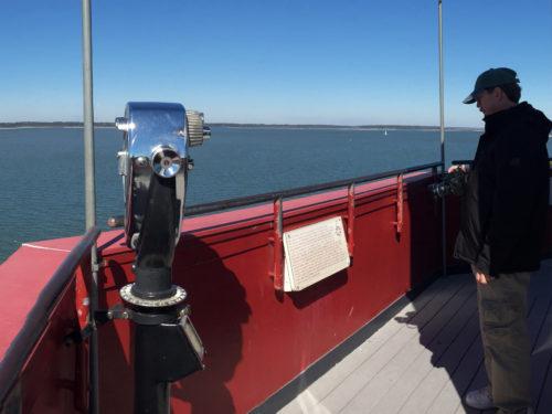 Observation Deck on Harbour Town Lighthouse