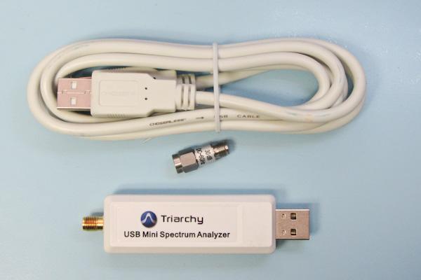 A pocket-sized 5.35 GHz USB spectrum analyzer! (1/2)