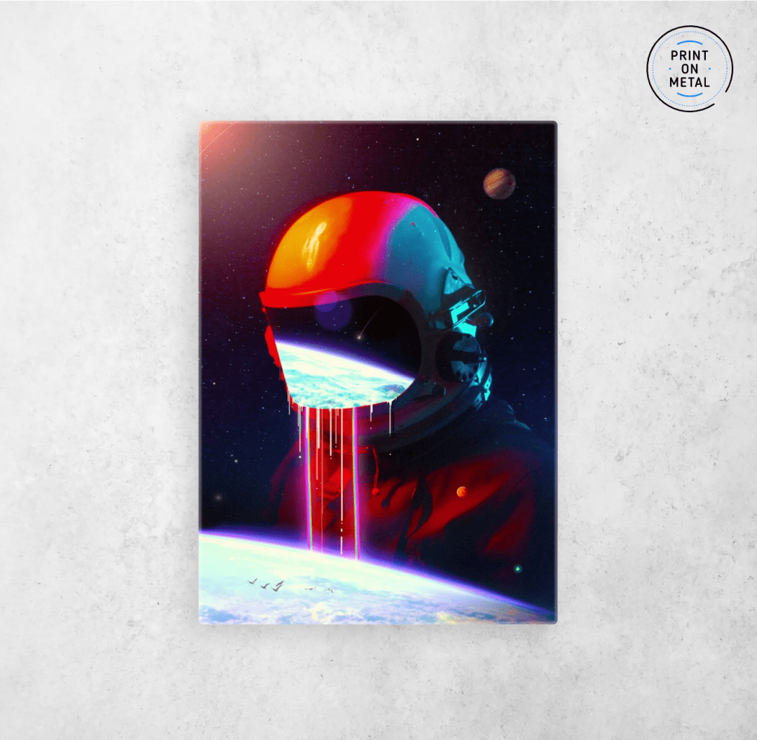 Displate - Prints on Metal. Make your home awesome. Hand-crafted metal posters designed by talented artists. Displate collaboration with Design97 - Creative Agency. Based in North Wales. Posters on Metal