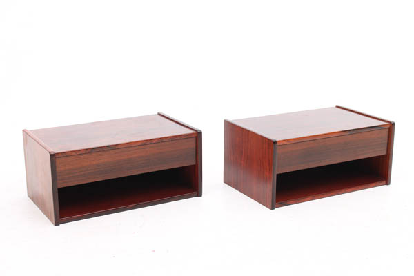 Pair Of Wall Mounted Bed Side Tables Design Addict Coffee Side Tables