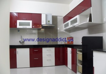 6.Kitchen interior in pune
