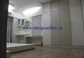 7.Bedroom interior decoration pune
