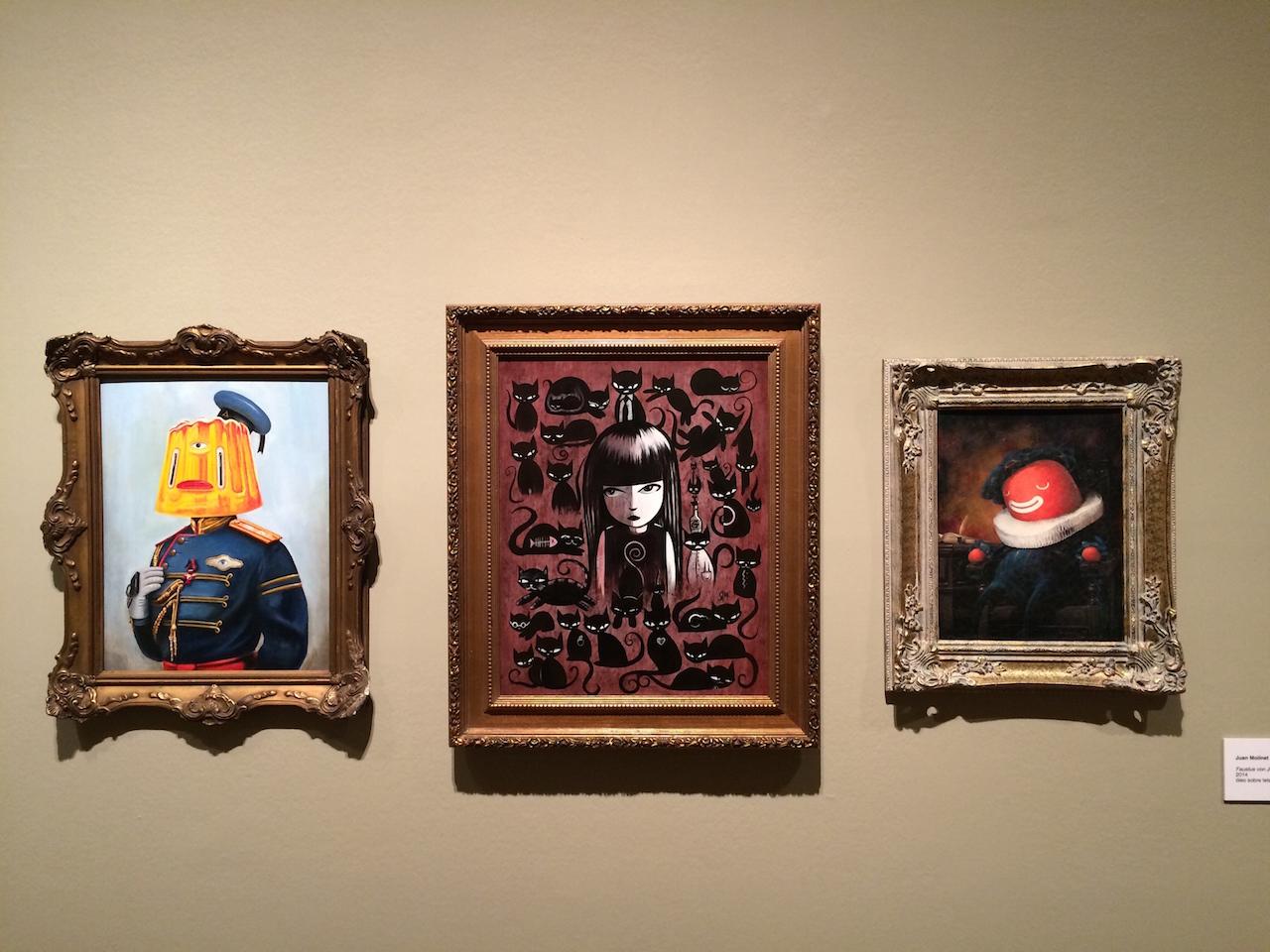 Pictoplasma en Museo MARCO: el retrato contemporáneo de personajes ...