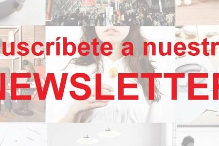 Suscribete a nuestro Newsletter