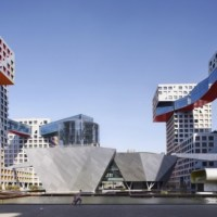 Architecture: In China: Linked Hybrid by Steven Holl Architects