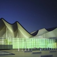 * Architecture: Celebration Hall of Riyadh by Studio Schiattarella