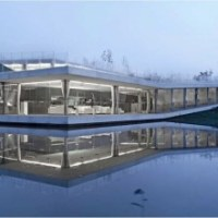 * Architecture: Riverside Clubhouse by TAO