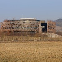 * Architecture: Alésia Museum visitor's centre by Bernard Tschumi Architects