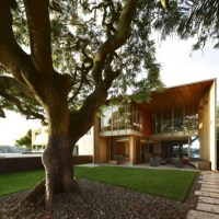 * Residential Architecture: Arbour House by Richard Kirk Architect