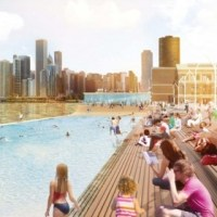 * Architecture: James Corner Field Operations Team Wins Navy Pier Competition