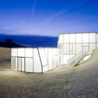 * Architecture: Museum of Ocean and Surf by Steven Holl Architects in collaboration with Solange Fabiao