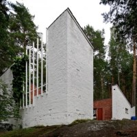 * Residential Architecture: Muuratsalo Experimental House by Alvar Aalto