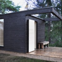 * Residential Architecture: One+ Sauna House by Add a Room