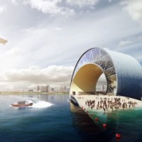 * Architecture: St. Petersburg Pier (Florida) by BIG (Bjarke Ingels Group)
