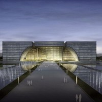 * Architecture: Changzhou Culture Center by Gmp Architekten